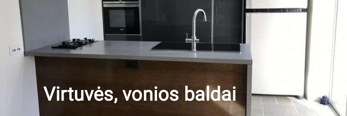 Virtuvės baldai kaunas 8629-03215 Virtuvės balų komplektai, vonios kambario baldai, vonios spintelės, gamyba pagal individualius užsakymus