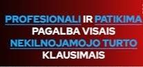 Nekilnojamas turtas Kaunas 8612-12961, Nekilnojamo turto paslaugos Kaune, Parduodamas nekilnojamas turtas Kaune, Nekilnojamo turto Brokerė kaune, NT brokeris kaunas